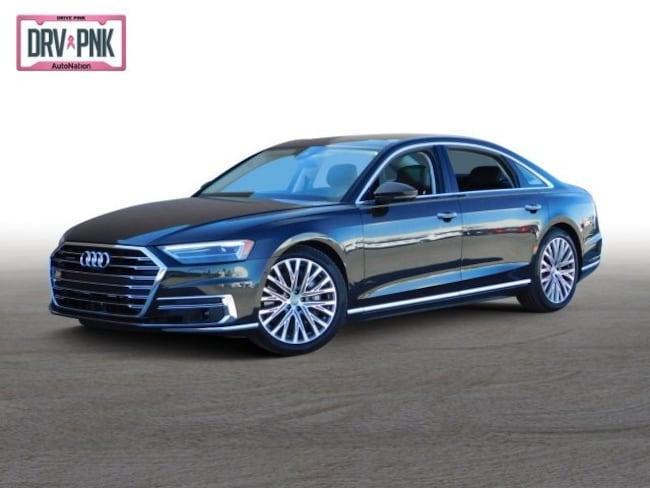 New 2019 Audi A8 L 3.0T Sedan in Las Vegas