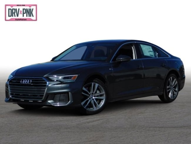 New 2019 Audi A6 3.0T Premium Sedan in Las Vegas