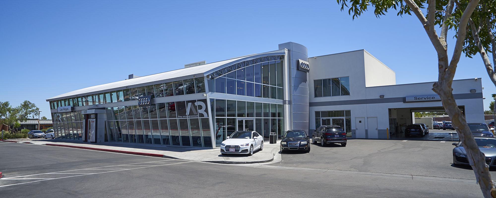 Audi Las Vegas Audi Dealership In Las Vegas NV - Audi dealers near me