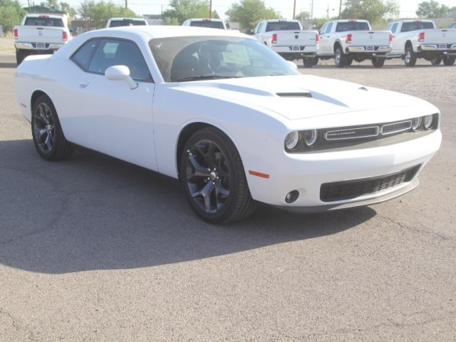 New 2018 Dodge Challenger SXT PLUS Coupe in Roswell, NM