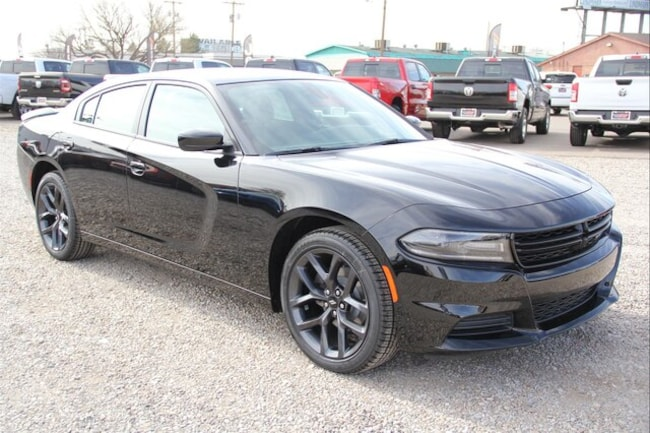 New 2019 Dodge Charger SXT RWD Sedan in Roswell, NM