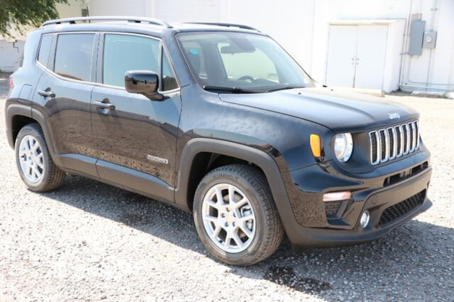 New 2019 Jeep Renegade LATITUDE FWD Sport Utility in Roswell, NM