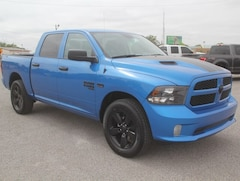 New 2019 Ram 1500 CLASSIC EXPRESS CREW CAB 4X4 5'7 BOX Crew Cab in Roswell, NM
