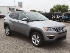 New 2019 Jeep Compass LATITUDE 4X4 Sport Utility in Roswell, NM
