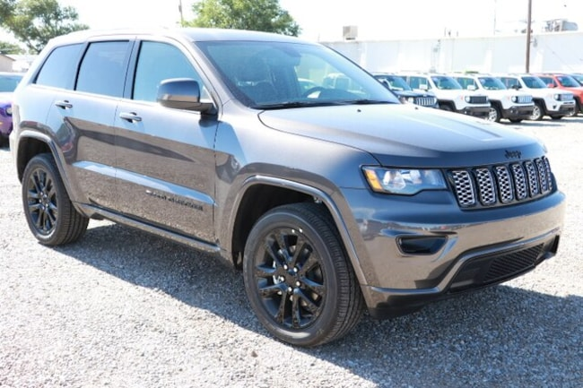New 2019 Jeep Grand Cherokee ALTITUDE 4X4 Sport Utility in Roswell, NM