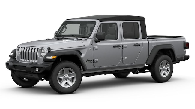 New 2020 Jeep Gladiator SPORT S 4X4 Crew Cab in Roswell, NM