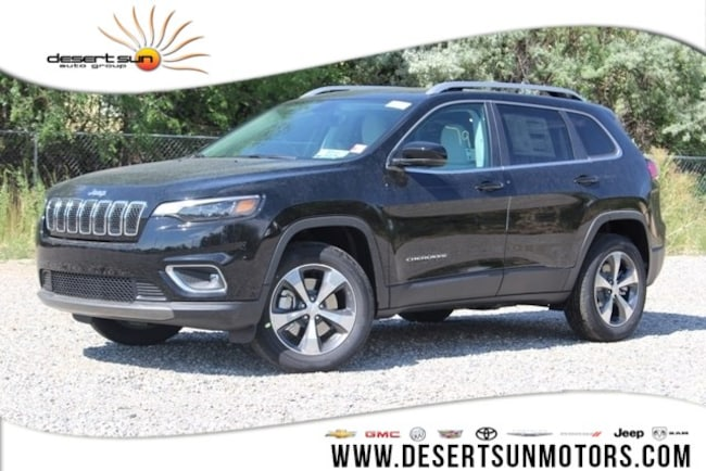 New Vehicles  2019 Jeep Cherokee LIMITED 4X4 Sport Utility for sale in Espanola
