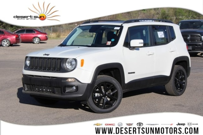 New Vehicles  2018 Jeep Renegade ALTITUDE 4X4 Sport Utility for sale in Espanola