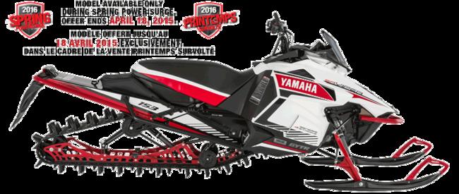 2016 YAMAHA Viper MTX