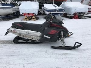 2010 YAMAHA Nytro RTX Condition impécable !!!