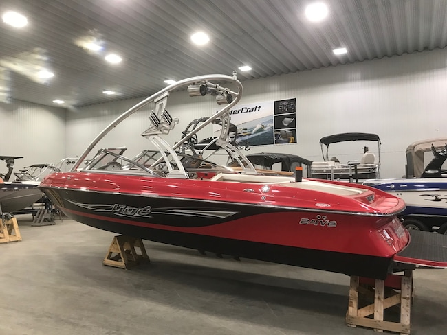 2008 Tige Boats 24 VE