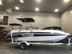 2002 PRINCECRAFT WAKE EXPRESS 210