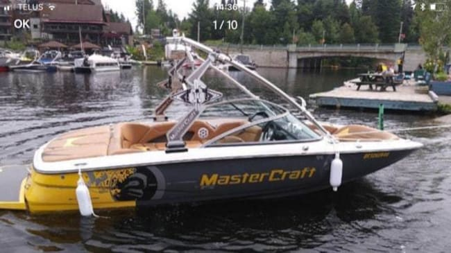 2008 MASTERCRAFT X2