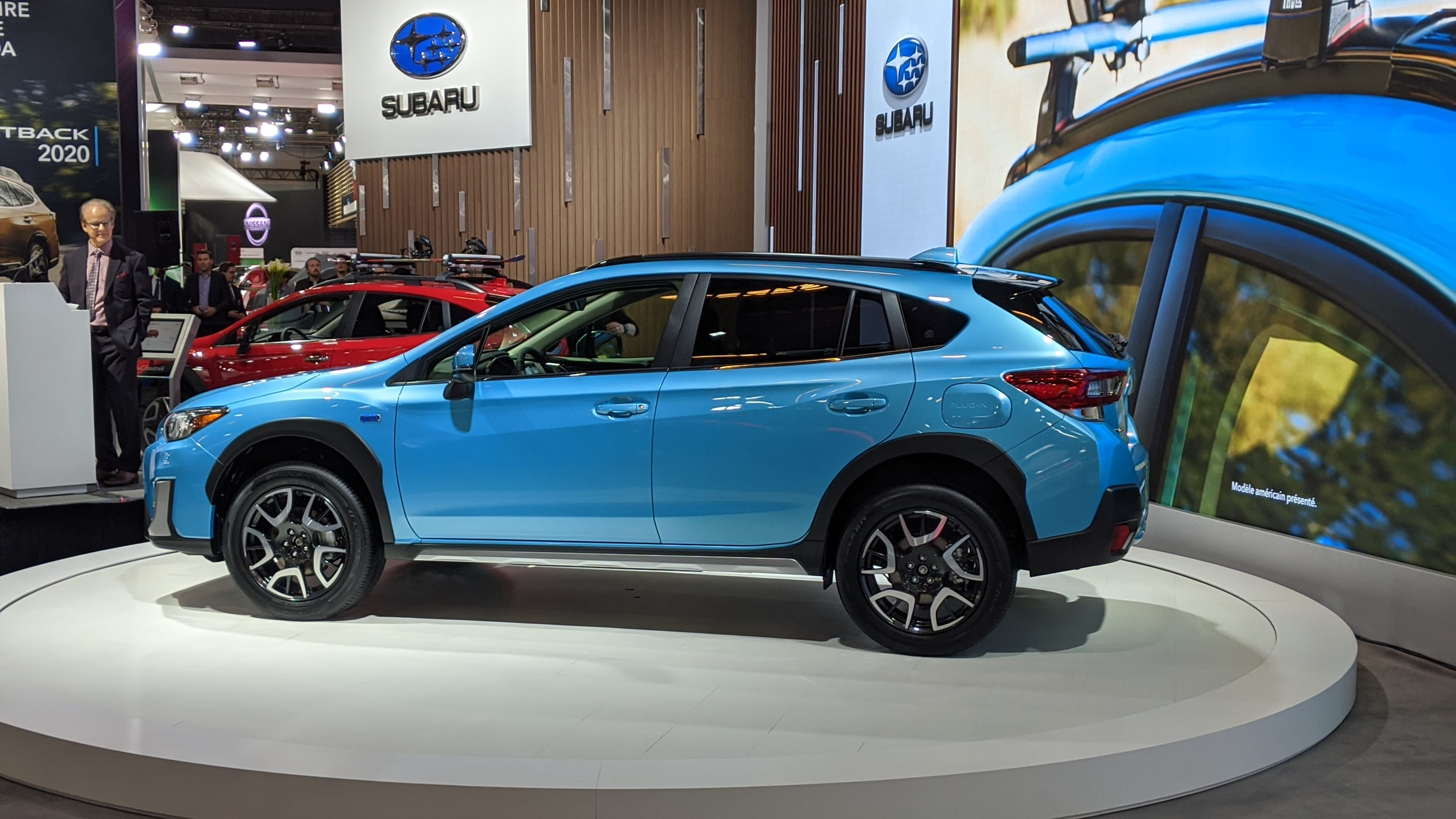 Subaru Crosstrek 2020 - Desjardins Subaru