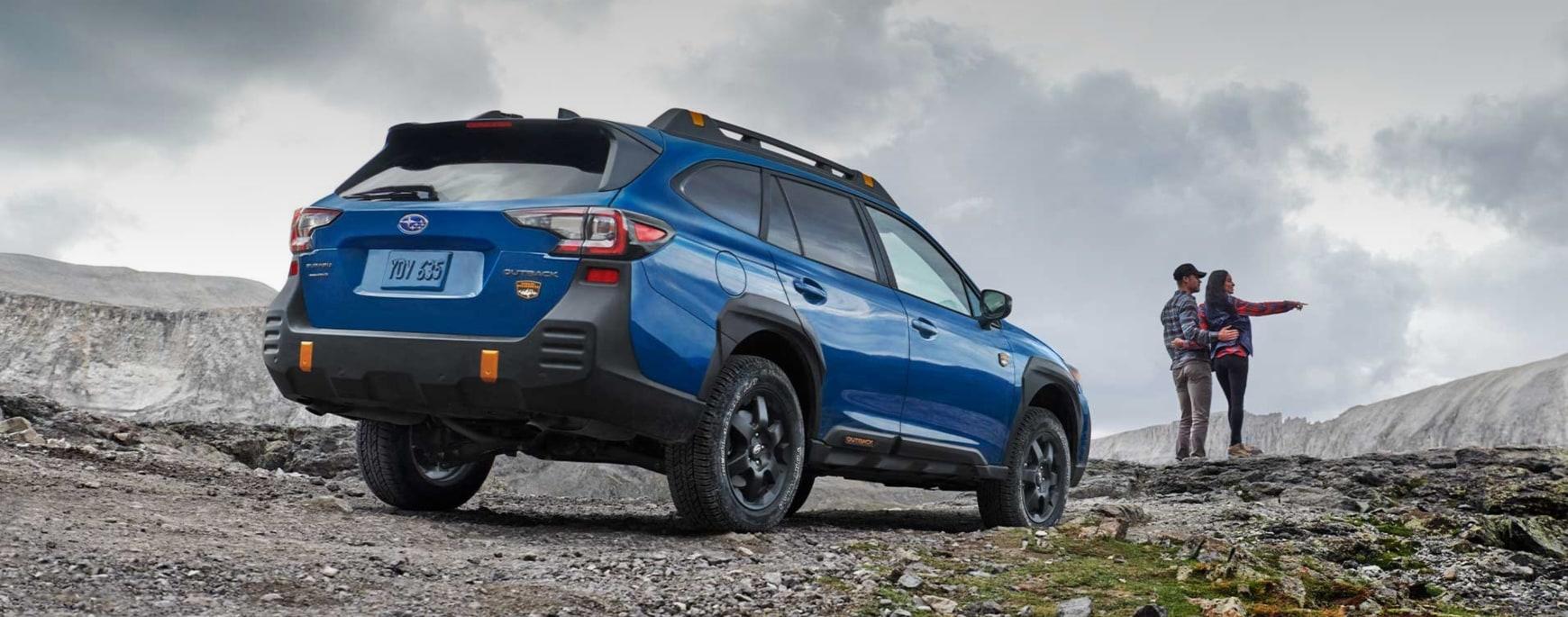 Subaru Outback Wilderness - Desjardins Subaru
