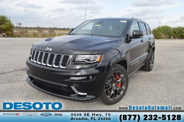 Used 2015 Jeep Grand Cherokee SRT 4x4 SUV In Arcadia, FL