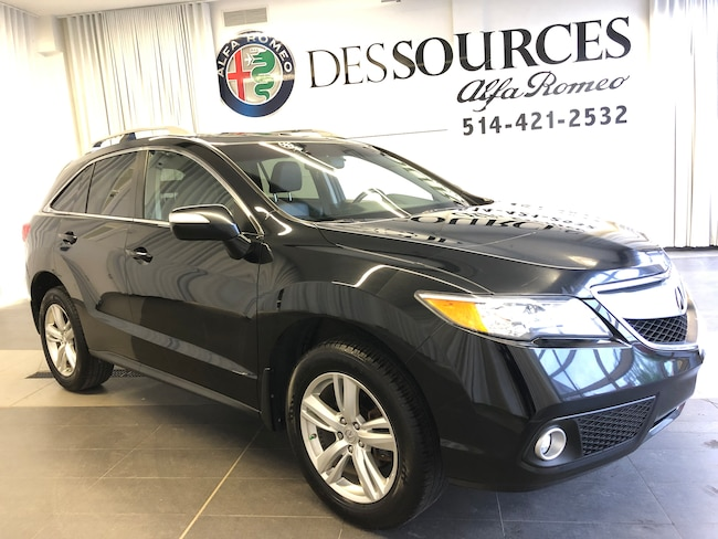 2014 Acura RDX Techno Package