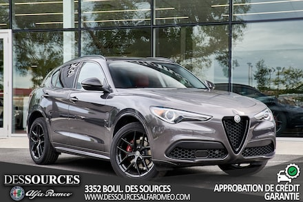 2021 Alfa Romeo Stelvio Ti All-Wheel Drive