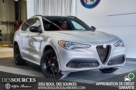 2021 Alfa Romeo Stelvio Ti Sport All-Wheel Drive