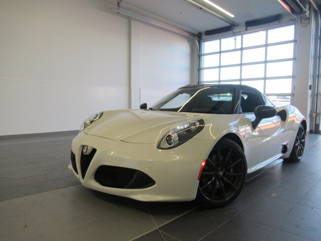 Used Alfa Romeo C Spider For Sale DollarddesOrmeaux QC - Used alfa romeo 4c for sale
