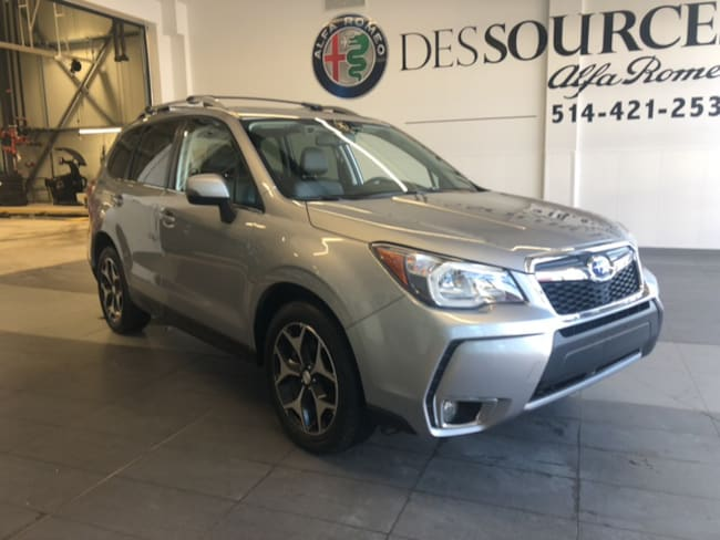 2016 Subaru Forester 2.0XT Touring 2.0XT Limited Package VUS