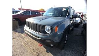 2016 Jeep Renegade Trailhawk VUS