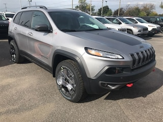 2018 Jeep Cherokee Trailhawk Leather Plus VUS