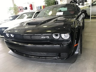 2018 Dodge CHALLENGER SRT HELLCAT SRT Hellcat Widebody Coupé