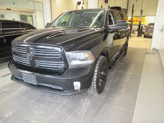2014 Ram 1500 BLACK Camion