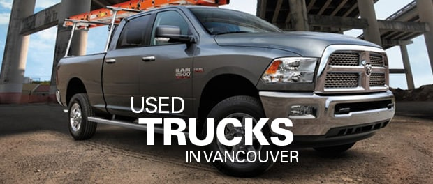 2590923f41 Used Trucks in Vancouver