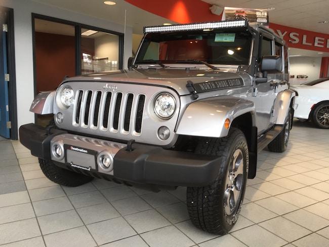 2018 Jeep Wrangler JK Unlimited Sahara DEMO SALE! SAVE $7,000 SUV