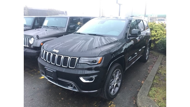 2018 Jeep Grand Cherokee Limited DEMO SALE! SAVE $11,500 SUV
