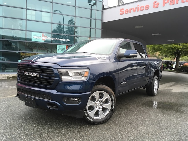 2019 Ram All-New 1500 Big Horn NO DEALER MARK UP! Truck Crew Cab