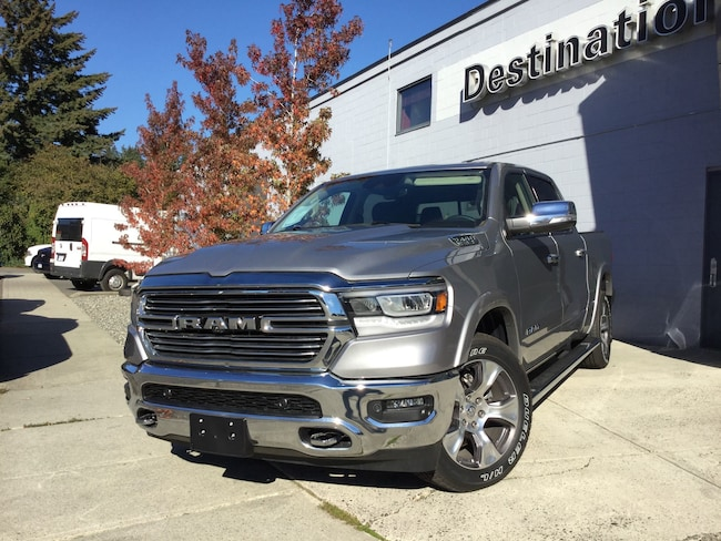 2019 Ram All-New 1500 Laramie DEMO SALE! SAVE $10,000 Truck Crew Cab