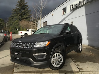 2018 Jeep Compass Sport CLEAR OUT PRICING! SUV
