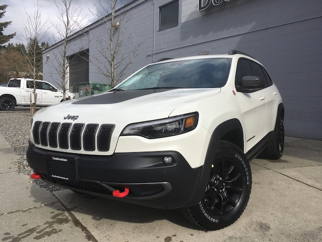 2019 Jeep New Cherokee Trailhawk 4x4 DEMO SALE! SAVE $7.500 SUV