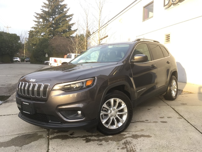 2019 Jeep New Cherokee North FWD. NO DEALER MARK UP! SUV