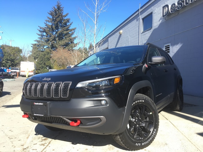 2019 Jeep New Cherokee Trailhawk 4x4 DEMO SALE! SAVE $8,000 SUV