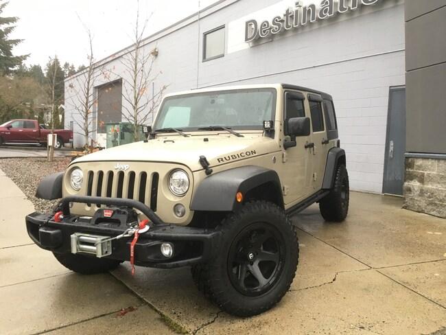 2018 Jeep Wrangler JK Unlimited Rubicon SAVE $10,000 SUV