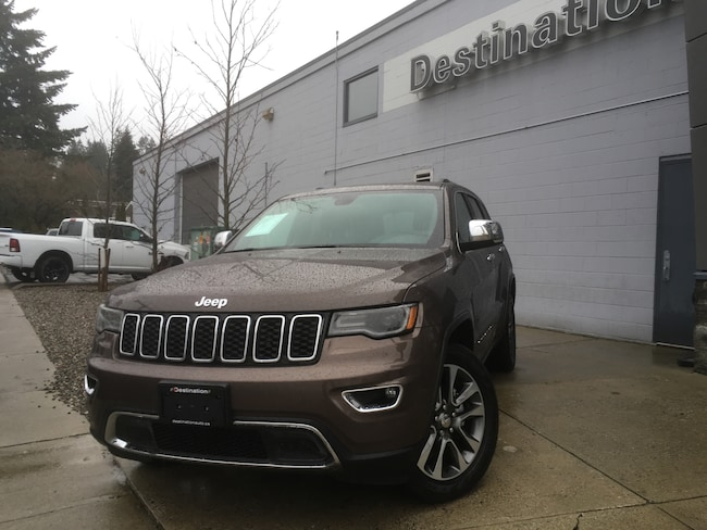 2018 Jeep Grand Cherokee Limited SAVE $11,500! SUV