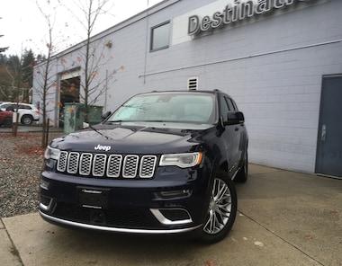2018 Jeep Grand Cherokee Summit BELOW COST! PLUS $1,000 GIFT CARD SUV