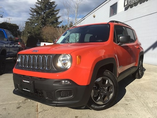 2018 Jeep Renegade Sport BELOW COST! PLUS $1,000 GIFT CARD SUV