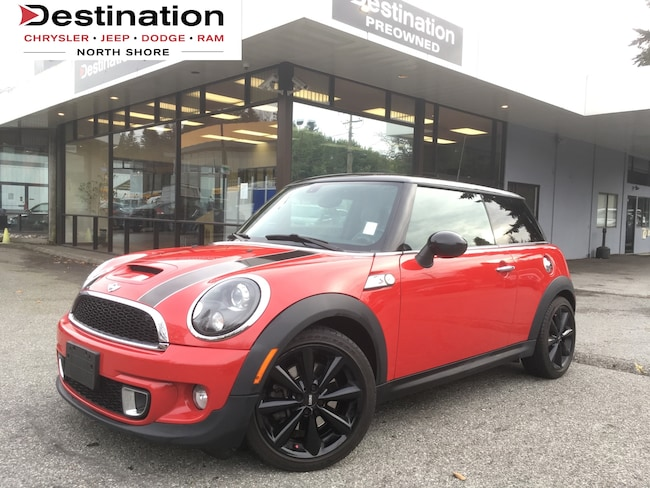 2013 MINI Hatch Cooper S Hatchback