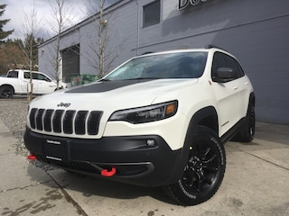 2019 Jeep New Cherokee Trailhawk 4x4 SUV