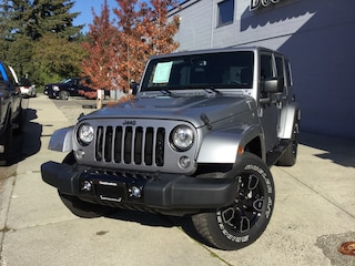 2018 Jeep Wrangler JK Unlimited Sahara CLEAR OUT PRICING! SUV
