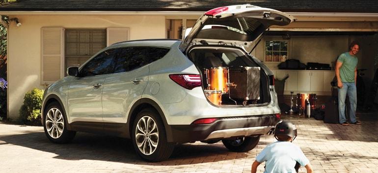 2015 Hyundai Santa Fe Car Review New Hyundai For Sale In Greater