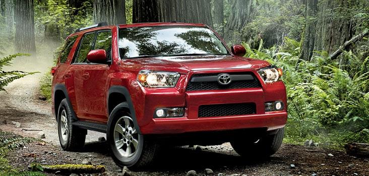 2012 Toyota 4Runner Review