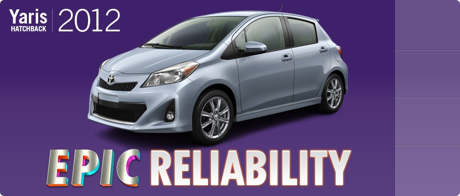 2012 Toyota Yaris Review