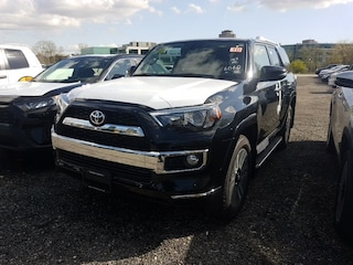 2019 Toyota 4Runner SR5 V6 5A  Limited Package 7-Passenger SUV