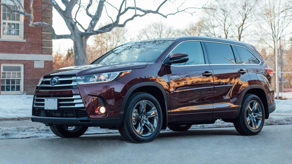 2018 Toyota Highlander Versus 2018 Nissan Pathfinder Why The Toyota